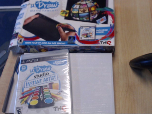SONY Video Game Accessory UDRAW
