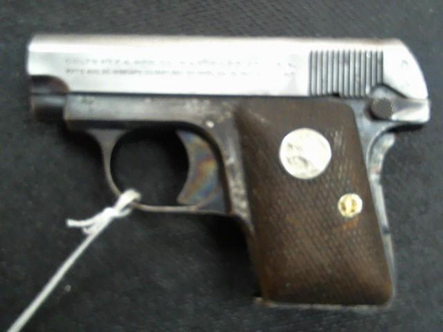 COLT Pistol POCKET 25