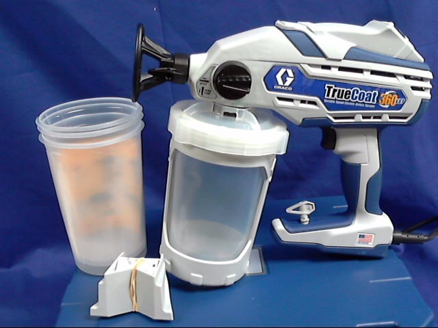 GRACO Airless Sprayer 17D889