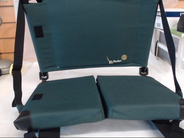 L.L. BEAN SIT BACKER BOAT CHAIR