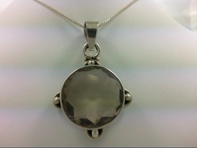 Silver Pendant 925 Silver 13.6g