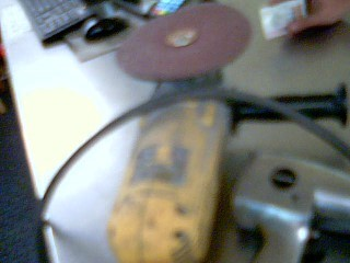DEWALT Disc Grinder DWE4517