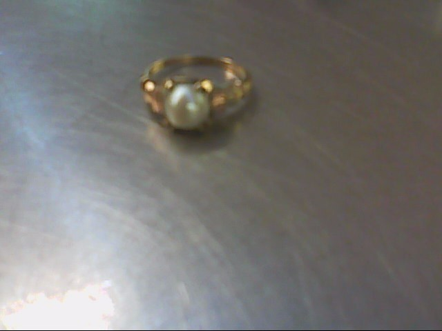 Lady's Gold Ring 10K Yellow Gold 3g