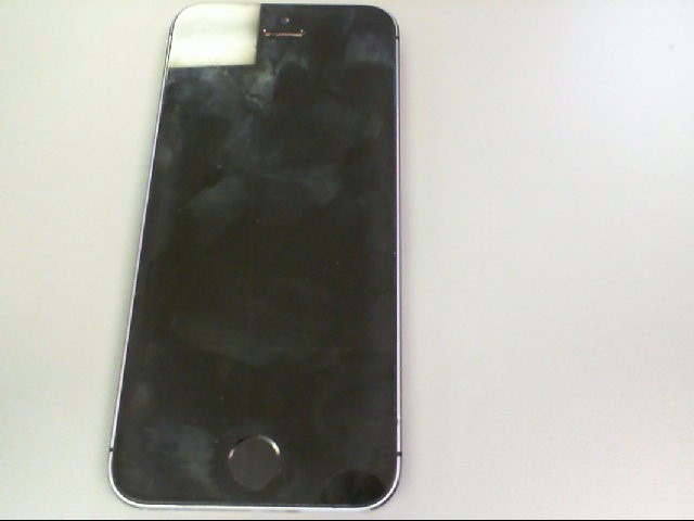 APPLE IPHONE 5S - A1533 as is PHONE DOES NOT POWER ON FOR PARTS ONLY