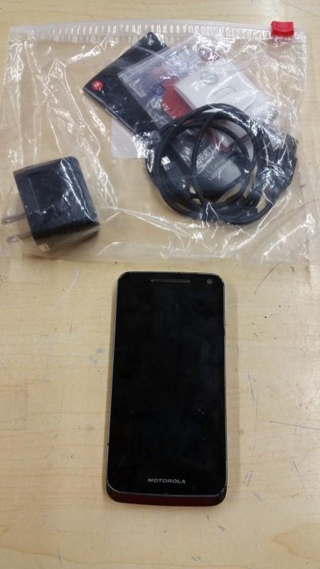 Motorola Cell Phone XT901