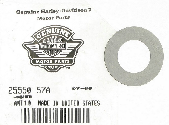 HARLEY DAVIDSON 25550-57A CAM WASHER-NEW STYLE