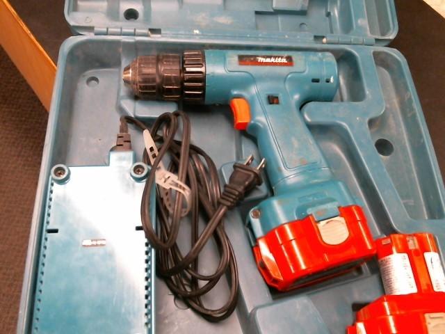 MAKITA Cordless Drill 6222D