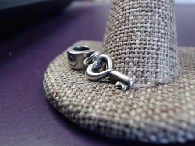 Silver Charm 925 Silver 2.1g