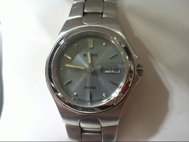 CITIZEN Lady's Wristwatch GN-4W-S-10 Eco-Drive