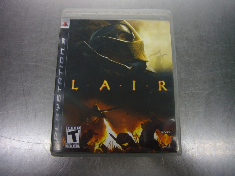 SONY PlayStation 3 Game LAIR
