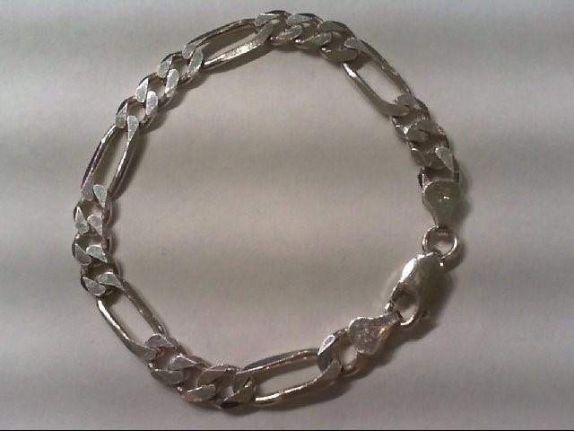 Silver Bracelet 925 Silver 11.4g