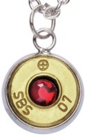 LUCKY SHOT Accessories BULLET PENDANT