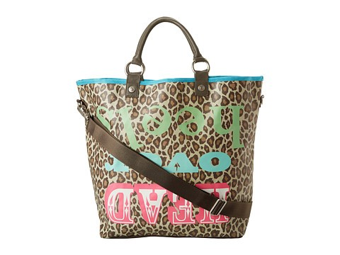 GEORGE GINA & LUCY PRINTMANIA TOTE BRAND NEW