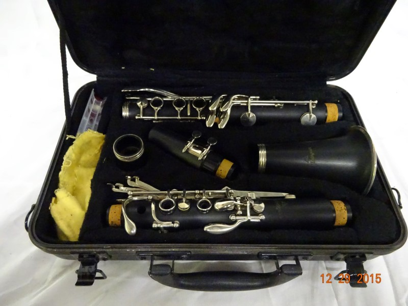 ANTIGUA WINDS Clarinet 165 CLARINET