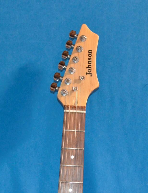 JOHNSON Electric Guitar STRAT