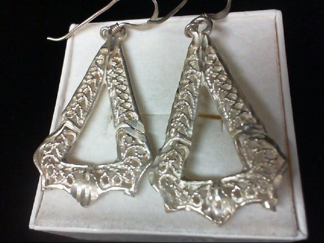 Silver Earrings 925 Silver 6.1g