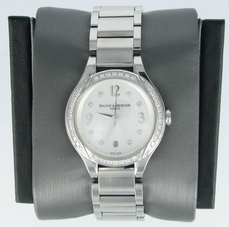 BAUME & MERCIER Lady's Wristwatch MOA08772