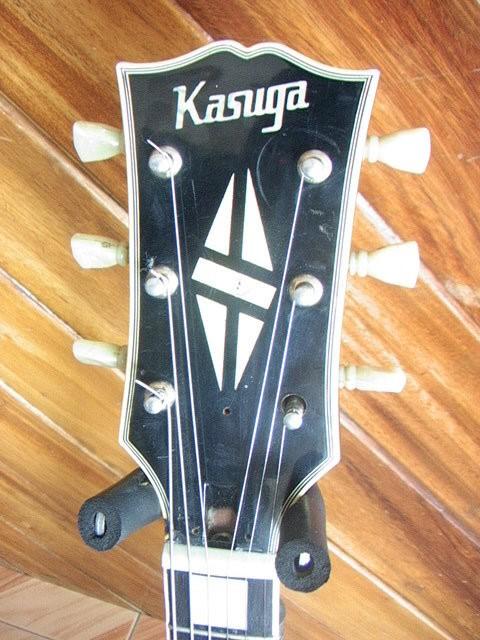 KASUGA GUITAR