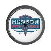 HUDSON CLOCK