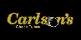 CARLSON'S CHOKE TUBES