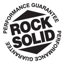 ROCK SOLID PERFORMANCE