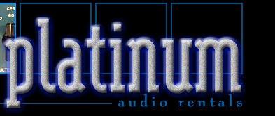 PLATINUM AUDIO