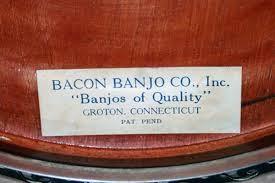 BACON BANJO COMPANY