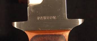 DAWSON KNIFE