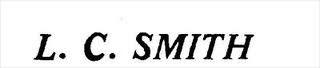 LC SMITH