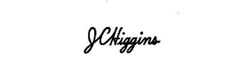 JC HIGGINS