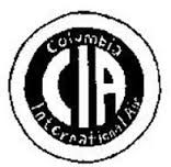 COLUMBIA INTERNATIONAL AIR