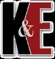 K & E