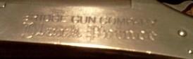 BRIDGE GUN COMPANY
