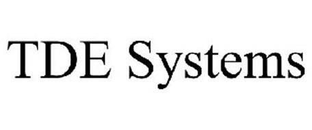 TDE SYSTEMS