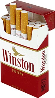 WINSTON TABACCO