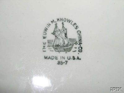 EDWIN KNOWLES CHINA CO
