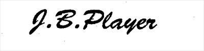 JB PLAYER