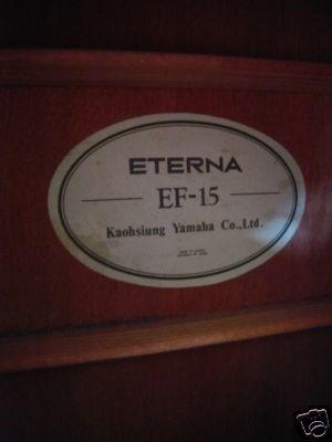 ETERNA GUITARS