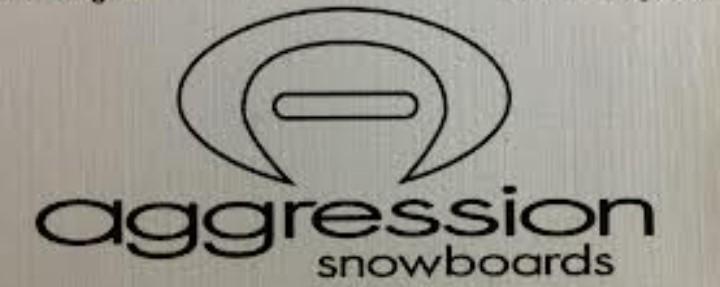 AGGRESSION SNOWBOARD