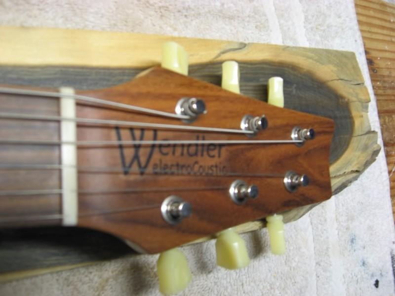 WENDLER GUITAR