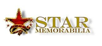 STAR MEMORABILIA