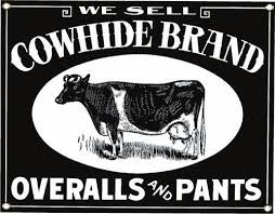 COWHIDE BRAND