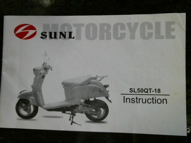 SUNL MOTORCYCLE