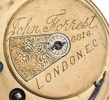 JOHN FORREST
