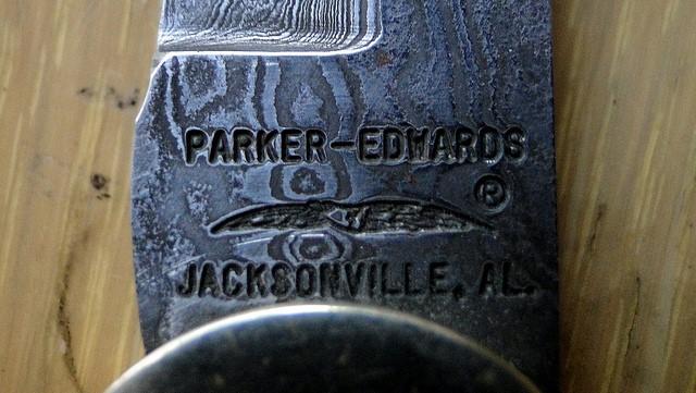 PARKER EDWARDS