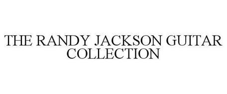 RANDY JACKSON GUITAR