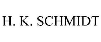 H K SCHMIDT