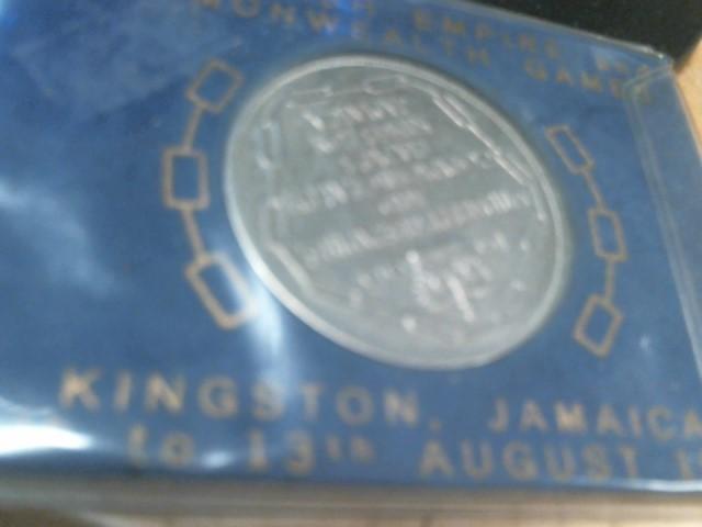 KINGSTON JAMAICAIN COIN