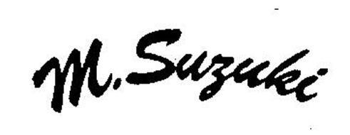 M SUZUKI
