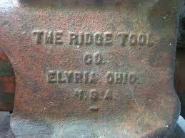 THE RIDGE TOOL CO